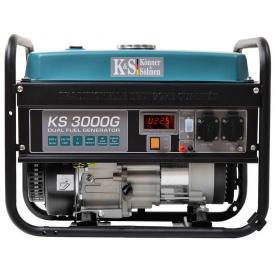 Генератор бензиновый Konner&Sohnen KS 3000G 3 кВт