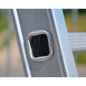 Трехсекционная лестница VIRASTAR DW 3 PROFI LIGHT 3x10 ступеней