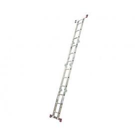 Шарнирная универсальная лестница KRAUSE Corda MultiMatic 4x3