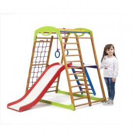 Детский спортивный комплекс для дома BabyWood Plus 2 SportBaby