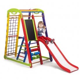 Детский спортивный уголок- Кроха 1 Plus 3 SportBaby