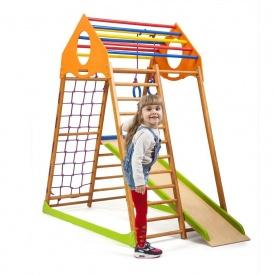 Детский спортивный комплекс для дома KindWood SportBaby