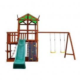 Деревянный игровой комплекс Sportbaby Babyland-5