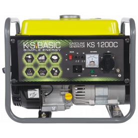 Генератор бензиновый K&S BASIC KS 1200C