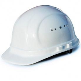 Каска будівельна біла РК-0000