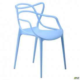 Стул Viti пластик светло-голубой