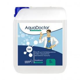 Средство для снижения жесткости воды AquaDoctor SM StopMineral 5 л