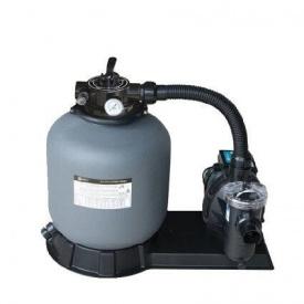 Фильтрационная установка Emaux FSP400-SS033 6,48 м3/ч D400