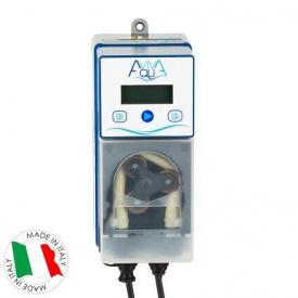 Перистальтический дозирующий насос AquaViva Ph/Cl 1,5 л/ч (KUPH) с автодозацией и фиксатором скорости