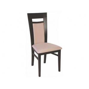 Дерев'яний стілець Melitopol mebli Портофіно М 44x53x100 см бук натуральний