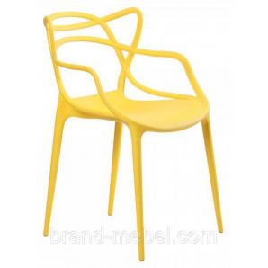 Стілець AMF Viti Пластик Жовтий