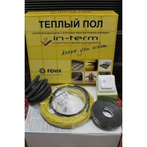Нагрівальний кабель Fenix In-Therm 20W/m для електричної теплої підлоги