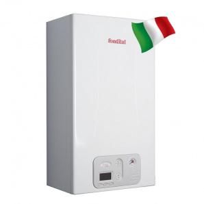 Газовий двухконтуный котел Fondital ANTEA CTFS 24 кВт турбований