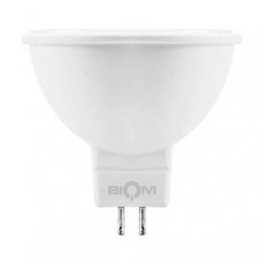 Світлодіодна лампа BIOM BT-542 4W MR16 GU5.3 4500K Рефлектор