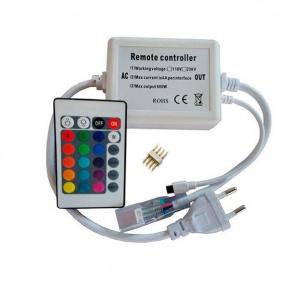Контролер 220В RGB 600W 3.4 A IR кнопковий