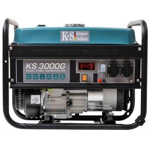 Генератор бензиновий Konner&Sohnen KS 3000G 3 кВт