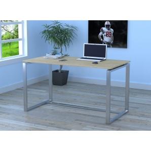 Офісний стіл Loft design Q-135 1350х750х700 мм Дуб Борас