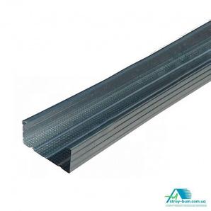 Профіль для гіпсокартону Интерпрофиль CD 27x60 мм 4 м 0,60 мм