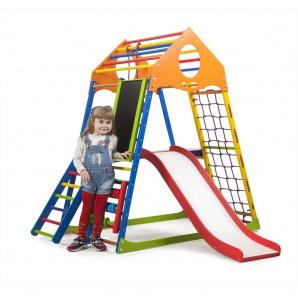 Дитячий спортивний комплекс KindWood Color Plus 3 SportBaby