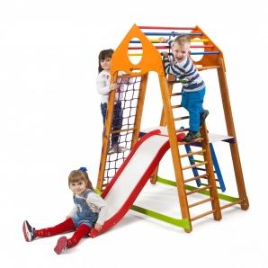 Дитячий спортивний комплекс BambinoWood Plus 2 SportBaby