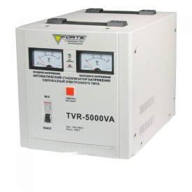 Стабілізатор напруги Forte TVR-5000VA релейний підлоговий