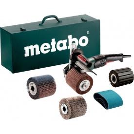 Щеточная полировальная машина Metabo SE 17-200 RT Set
