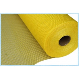 Склосітка фасадна 165г/м жовта