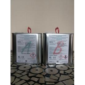 Полиуретановая инъекционная смола PT PUR Combi-Injection Resin DUO 600 5 кг
