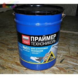 Праймер битумний №01 20 л Техноніколь 16 кг