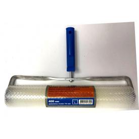 Валик аэрационный с ручкой 8 х 13 х 400 мм FAVORIT