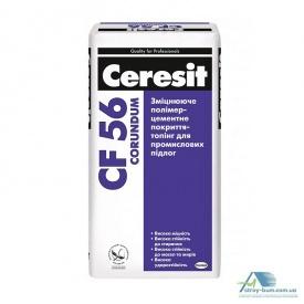 Зміцнюючі покриття для промислових підлог Ceresit Corundum CF-56 25 кг 1793941