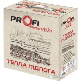 Теплый пол ProfiTherm Eko 2 двухжильный кабель 1610 Вт 97 м