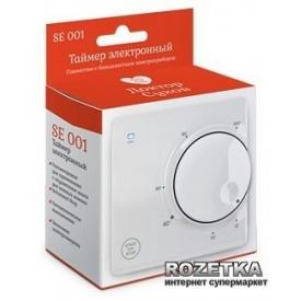 Таймер электронный Доктор Сухов SE001 для осушителя влаги в ванных