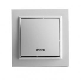 Выключатель ElectroHouse Enzo с подсветкой (EH-2103)