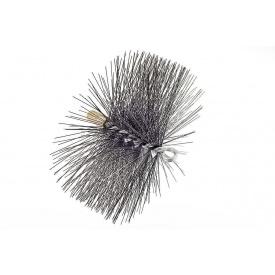Щетка металлическая для чистки дымохода Savent 250 мм