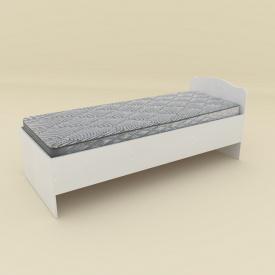 Кровать-80 Компанит 845х800х2042 мм нимфея альба