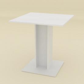 Кухонний стіл Компаніт КС-7 700х736х700 мм німфея альба