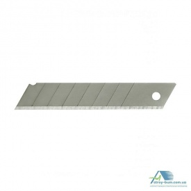 Лезвия для ножей 10 шт в уп 25 мм