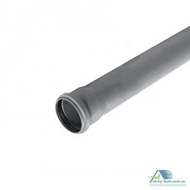 ТРУБА Plastimex з розтрубом 50х500 мм