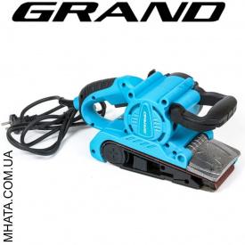 Ленточная шлифовальная машина Grand ЛШМ-1050