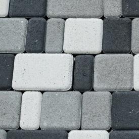 Тротуарная плитка Старый город для пешеходной зоны 40 мм
