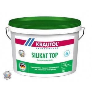 Краска силикатная для минеральных поверхностей Krautol Silikat Top В3 9,4 л