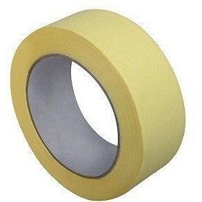 Лента малярная желтая 50 мм 20 м