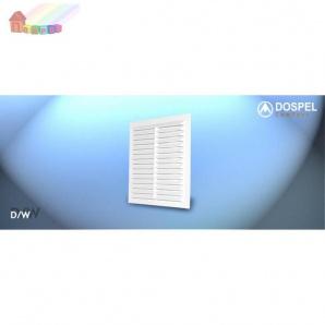 Решетка вентиляционная DOSPEL D/195 W (007-0175)