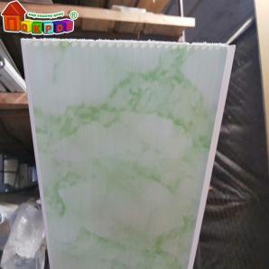 Панель пластиковая 250х8х6000 мм Мрамор салатовый (2000000001654)