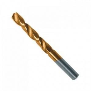 Свердло по металлу Бригадир 8 мм HSS титан