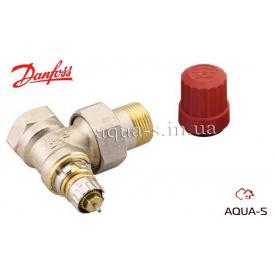 Термостатический клапан Danfoss угловой RA-N 20 013G0015