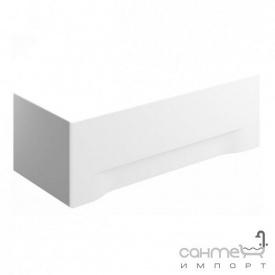 Боковая панель для прямоугольной ванны Polimat 90х58 см 00097 белая