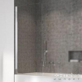 Шторка для ванни Radaway Nes PNJ 60 10011060-01-01L лівостороння хром/прозоре скло