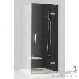 Душові двері для душового куточка Ravak SmartLine SMSD2-100 B-R 0SPABA00Z1 хром/прозорий права